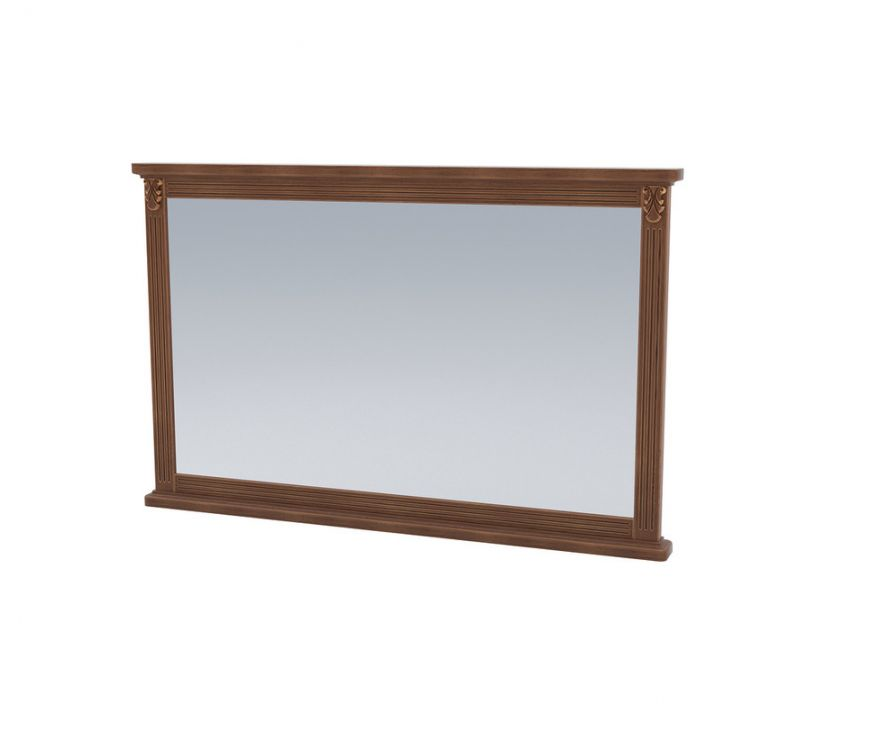 Зеркало для комода Палермо (массив бука)   DreamLine