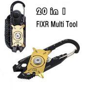 Многофункциональный мини брелок FIXR (20 в 1).
