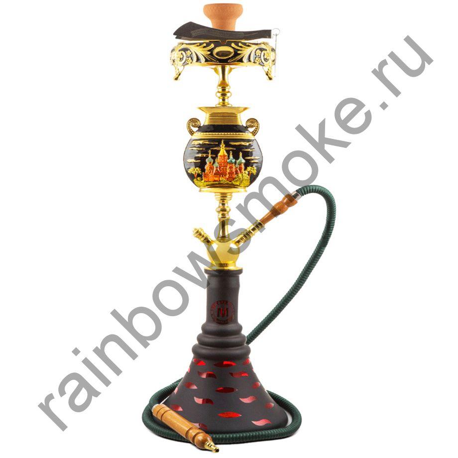 Кальян Magix Moscow Black & Red (Маджикс Москва чёрный и красный)