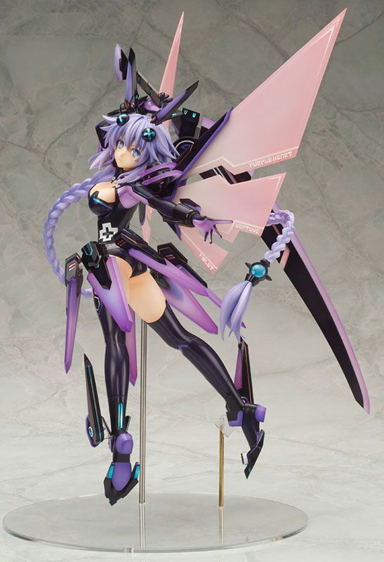 Фигурка Hyperdimension Neptunia - Purple Heart 1/7