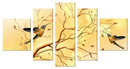 Блики от солнца