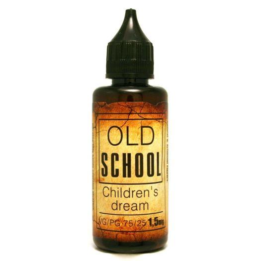 Жидкость OLD SCHOOL Children's dream / Олд Скул