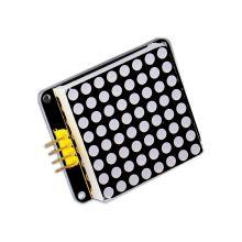 Keyestudio I2C 8x8 светодиодная матрица HT16K33 для Arduino