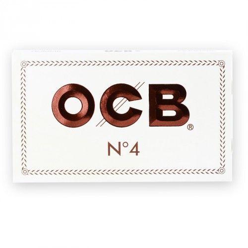 Сигаретная бумага OCB Double White №4