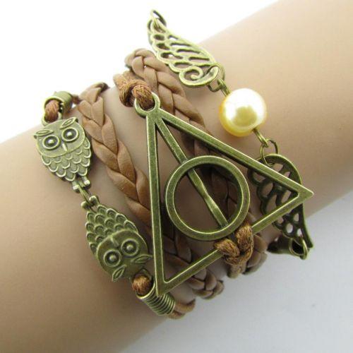 Цепочки и браслеты