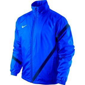Детская куртка Nike Competition 12 Sideline Jacket Waterproof With Zip Junior синяя