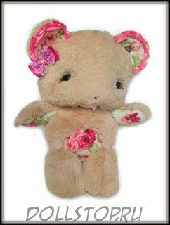 """Медвежонок """"Крошка  Биби - яркая романтика""""  Chibi Bibi - bright romantic от Cuddle Cubs"""