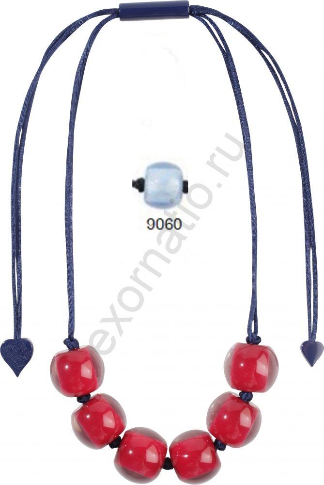 Колье Zsiska 40101209187Q06. Коллекция Clourful Beads 2