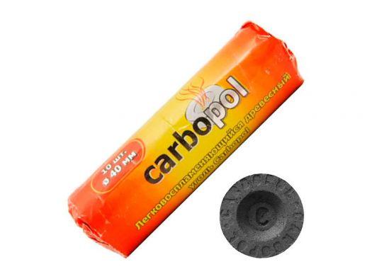 Уголь Carbopol 40мм