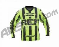 Джерси Valken Long Sleeve Referee - Highlighter