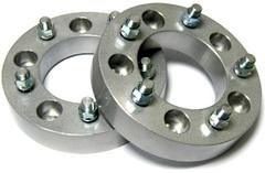 Расширители колеи AVM 5х150; 38,1 мм