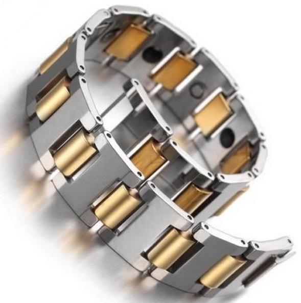 Магнитный браслет из вольфрама TB-0285NT-Mj