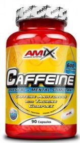 Amix Nutrition Caffeine +Taurine (90 капс.)