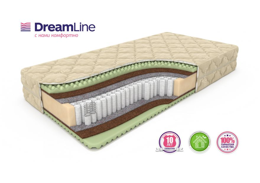 Матрас Space Massage S1000   DreamLine