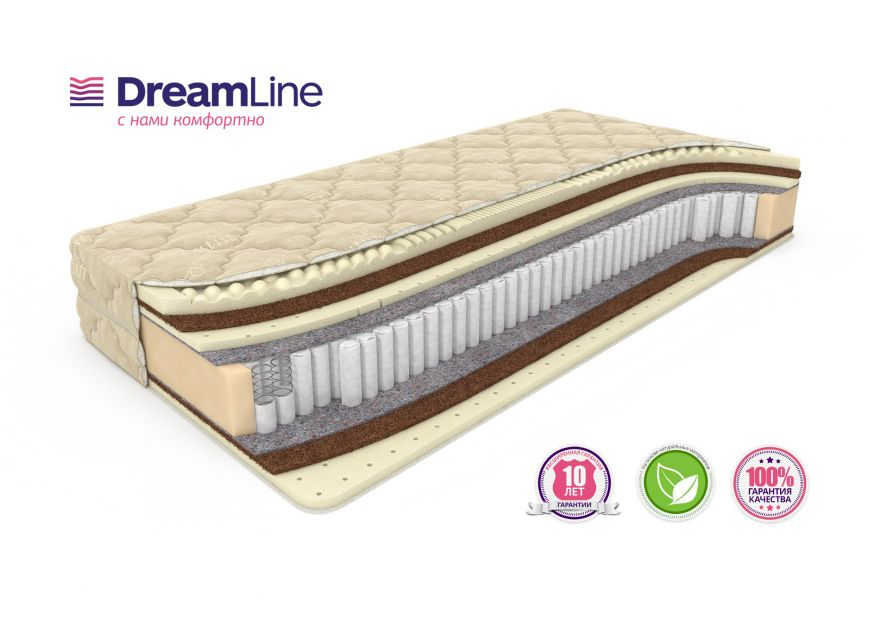 Матрас Dream Massage S1000 | DreamLine