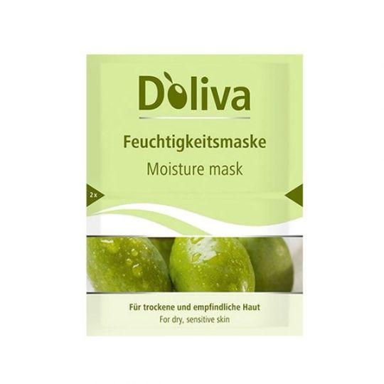 Долива Увлажняющая маска для лица