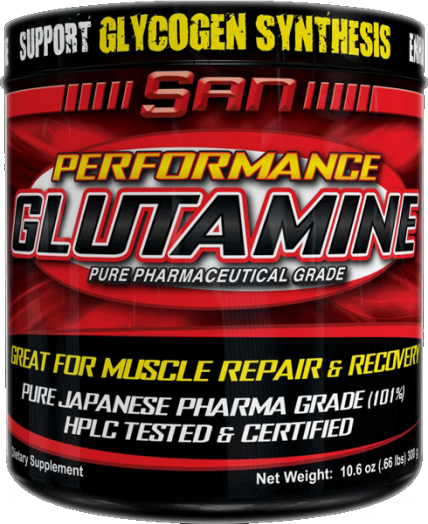 SAN - Performance Glutamine (300г)