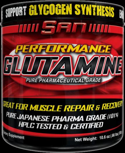 SAN - Performance Glutamine (300г)
