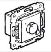 Термостат с дисплеем PLC Galea Life Титан  (арт.771494)
