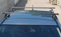Универсальный багажник на крышу Муравей Д-2,  стальные прямоугольные дуги