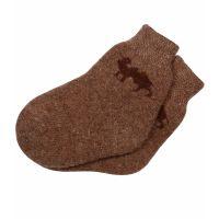 Носки детские (верблюжья шерсть)-129 руб
