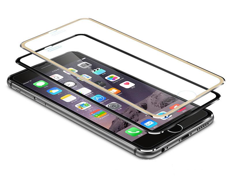 Защитное стекло iPhone 7/8 Plus Magic Glass (полноразмерное)