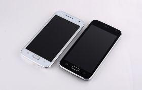 Сенсорный телефон SERVO S6 с 4.6 дюймовым экраном и 3 сим-картами