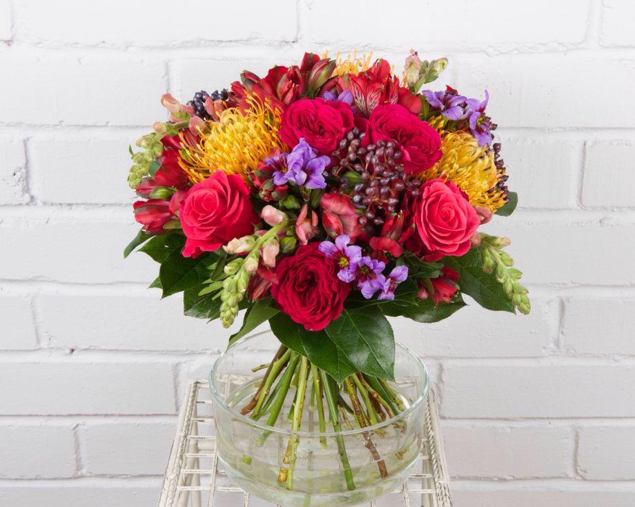 Цветов букет невесты берграса недорогой магазин цветов