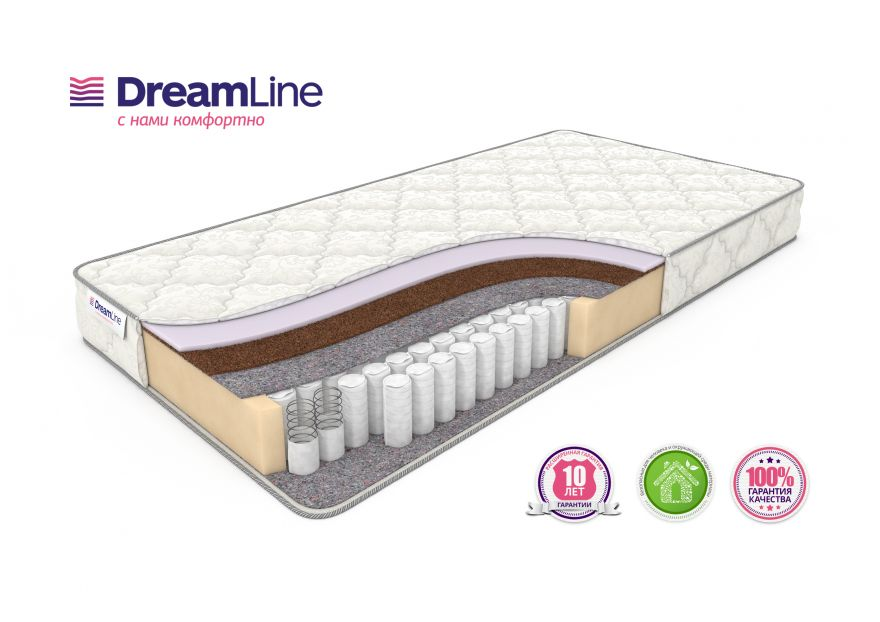 Матрас Single Foam Hard TFK | DreamLine