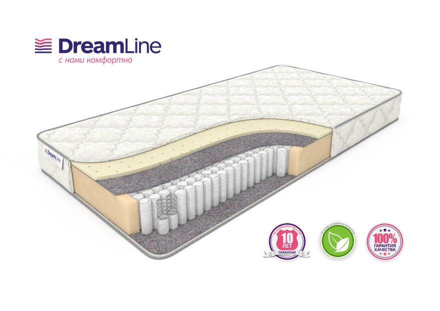 Матрас Single Sleep-2 S1000 | DreamLine
