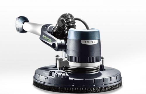 Шлифмашинка для стен и потолков PLANEX easy LHS-E 225 EQ