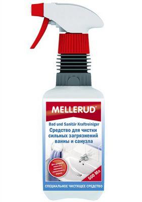 Немецкое средство для чистки сильных загрязнений ванны и санузла Меллеруд (Mellerud)