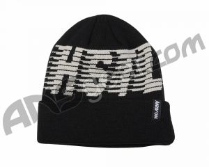 Шапка HK Army Beanie - Black/Grey