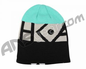 Шапка HK Army Beanie - Teal/Grey/Black