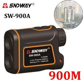 Лазерный дальномер 900 метров SNDWAY