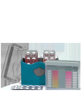 Тестер pH/Bayroklar