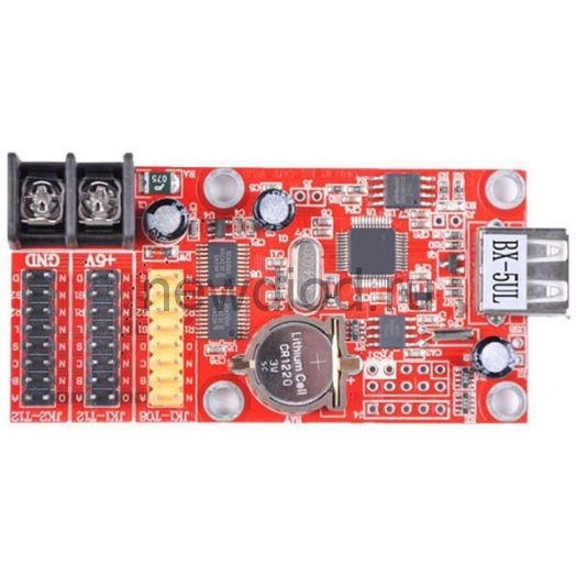 Контроллер для сд экрана BX-5UL
