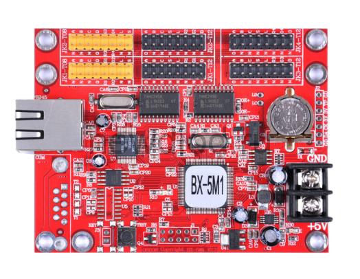 Контроллер для сд экранов BX-5M1
