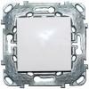 Кнопочный выкл. Unica белый