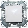 Выключатель Unica двухполюсный 16A белый