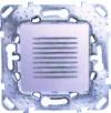 Звонок электронный Unica 70db белый