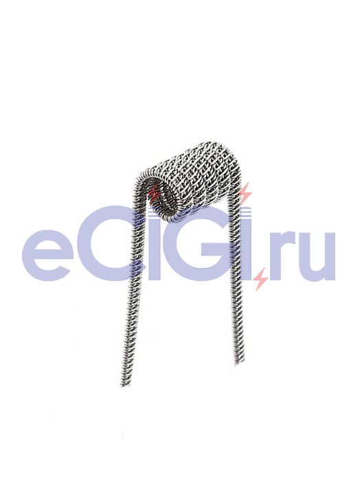 Коил Staple staggered fused clapton coil 0.30 oHm