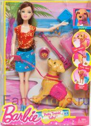 Игровой набор Кукла и ее собака Тэфи»