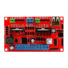 4-DC stepper motor driver module