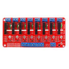 8-contact solid-state relay