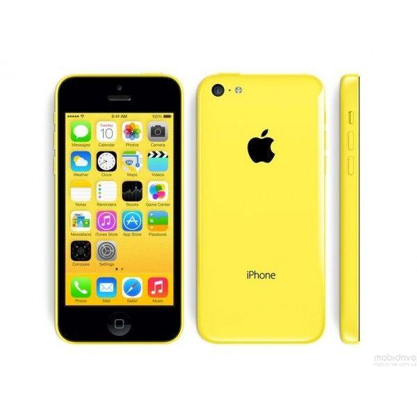 Apple iPhone 5C 16GB (Yellow)
