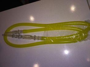 Шланг (трубка) силиконовая с мундштуком