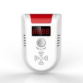 Сигнализатор утечки газа бытовой с дисплеем