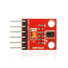 APDS-9930 датчик уровеня освещённости и приближение объектов.