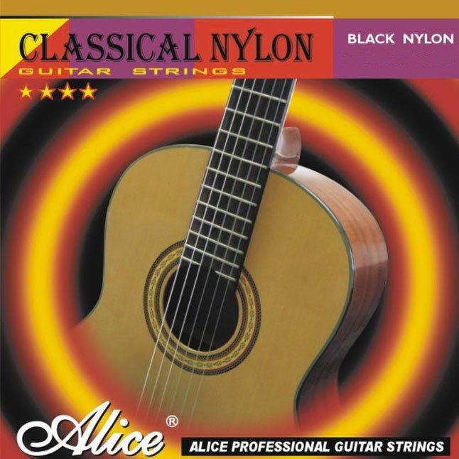 ALICE А105BK Струны для классич. гитары (нормальное натяжение)